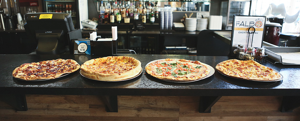 Types of falbo bros pizza